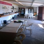 Posada's Communal Kitchen Area